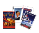 Golden Age of Air Travel set of 52 playing cards (+ jokers)    (gib)